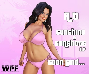 A.T - Sunshine & Gunshots EP - COMING SOON