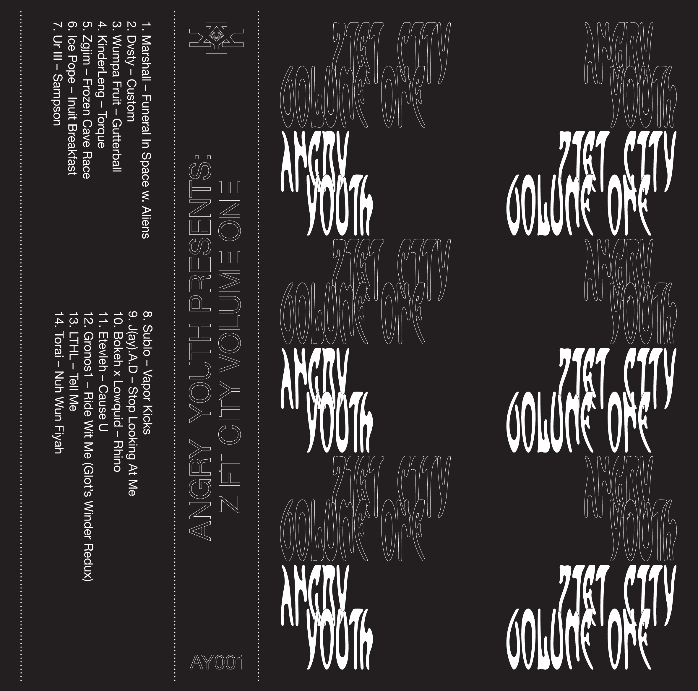 Review A Sift Through Angry Youths Zift City Volume 1